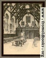 XXIV.—Wadham College, The Hall Interior