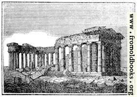 The Parthenon.