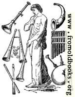 Chapter Tail Ornament: Ancient Musical Instruments