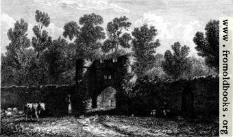 Farley Castle