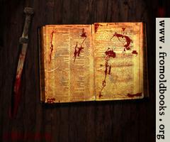 Religion, bloody Religion (CaffeineQueen)