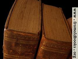 Old Books 1: Chambaud's French/English Dictionary
