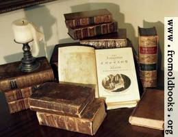 Antique Books: Grose